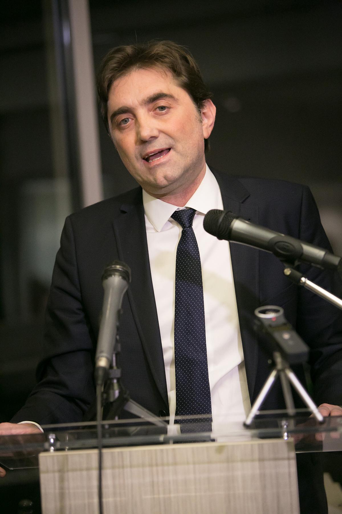 κ. Καρπέτας Αντιπεριφερειάρχης Δυτ. Ελλάδας